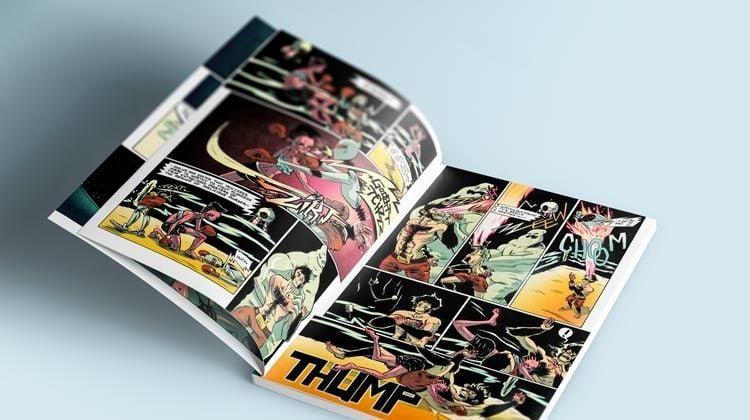 Best Printer For Comic Books