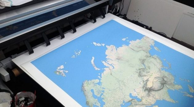 Best Printer for Maps