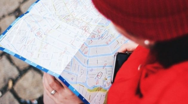 How To Print Google Maps