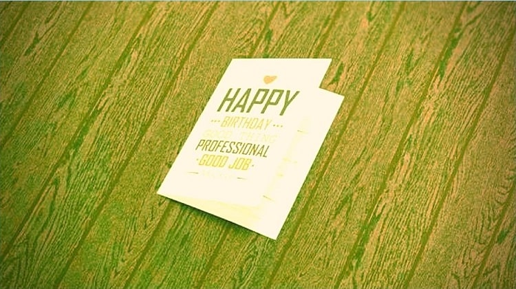 How to Print Half Fold Greeting Cards