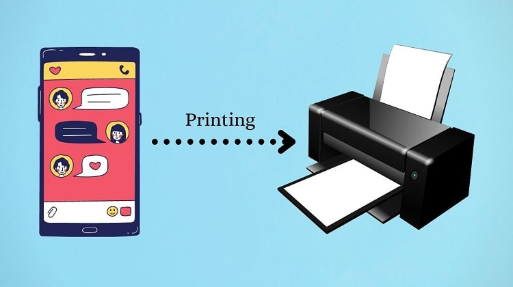 How To Print Copies Of Text Messages Sent To And From A Cell Phone